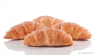 Roomboter croissant afbeelding
